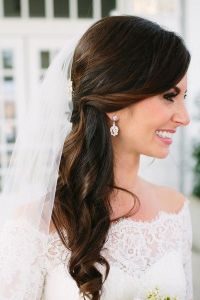 1000+ ideas about Partial Updo on Pinterest   Updo ...