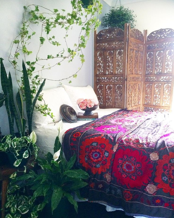 25 best Bohemian bedrooms ideas on Pinterest Bohemian