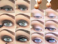 How To Do Smokey Eyes For Blue Eyes And Blonde Hair Ideas