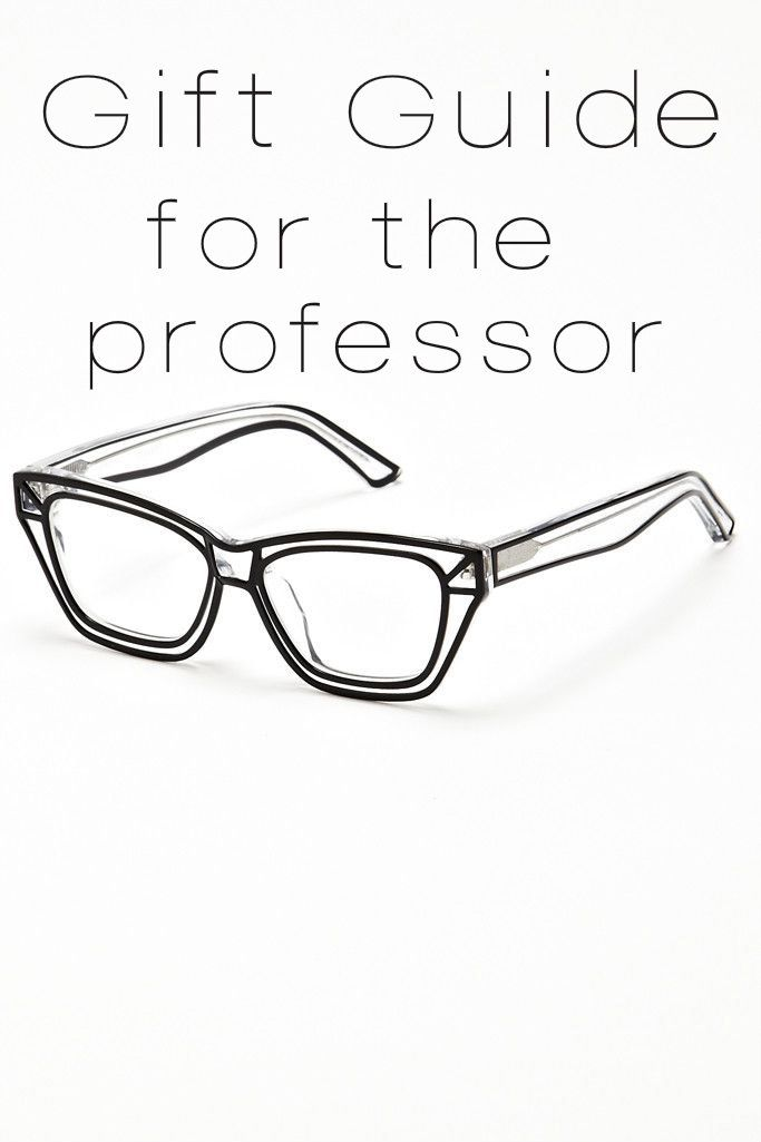 Click for the Gift Guide for the College Professor in your