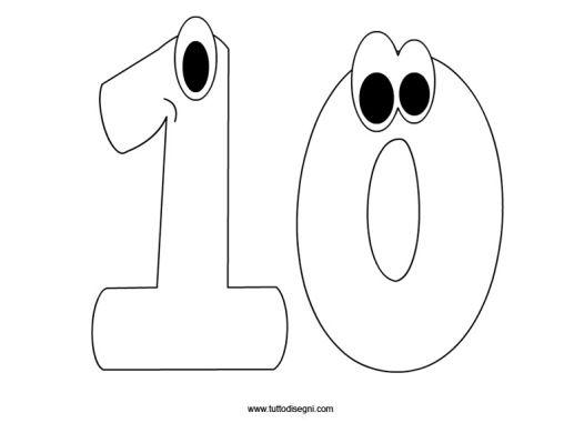 83 best images about * REKENEN: kleurplaten cijfers! on
