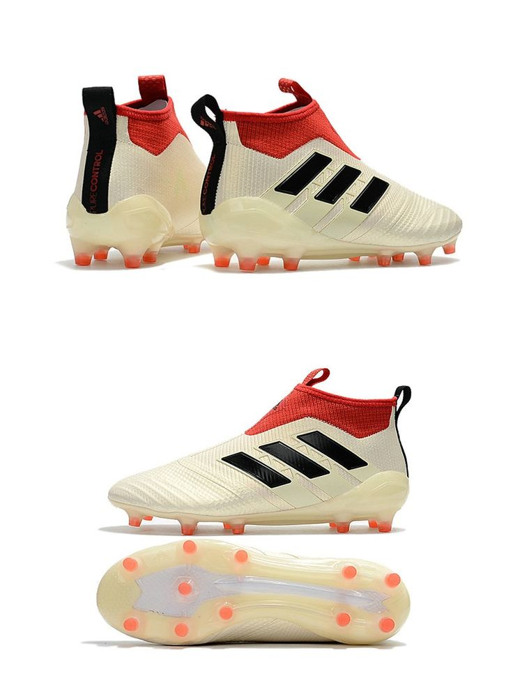 adidas ace purecontrol champagne fg chaussures homme bianco rosso nero