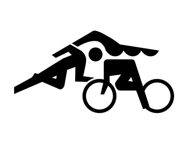 25+ best ideas about Triathlon tattoo on Pinterest