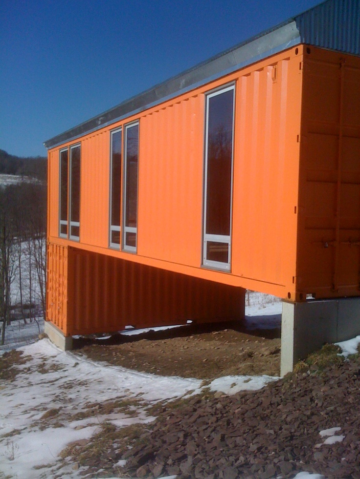 17 Best Images About Recycled Shipping Container House On
