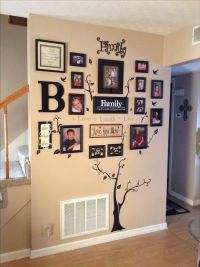25+ best ideas about Family wall decor on Pinterest ...
