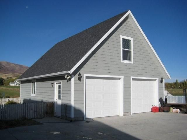 pole barn garage  Purchase all 10 pole barn style garages 2999 1700  New Garage