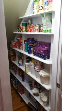25+ best ideas about Under stairs pantry on Pinterest ...
