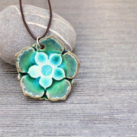 Best 10 Ceramic pendant ideas on Pinterest