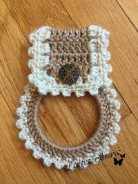 17+ ideas about Crochet Towel Holders on Pinterest ...
