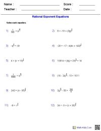 Multi Step Equations With Fractions Worksheet - multi step ...