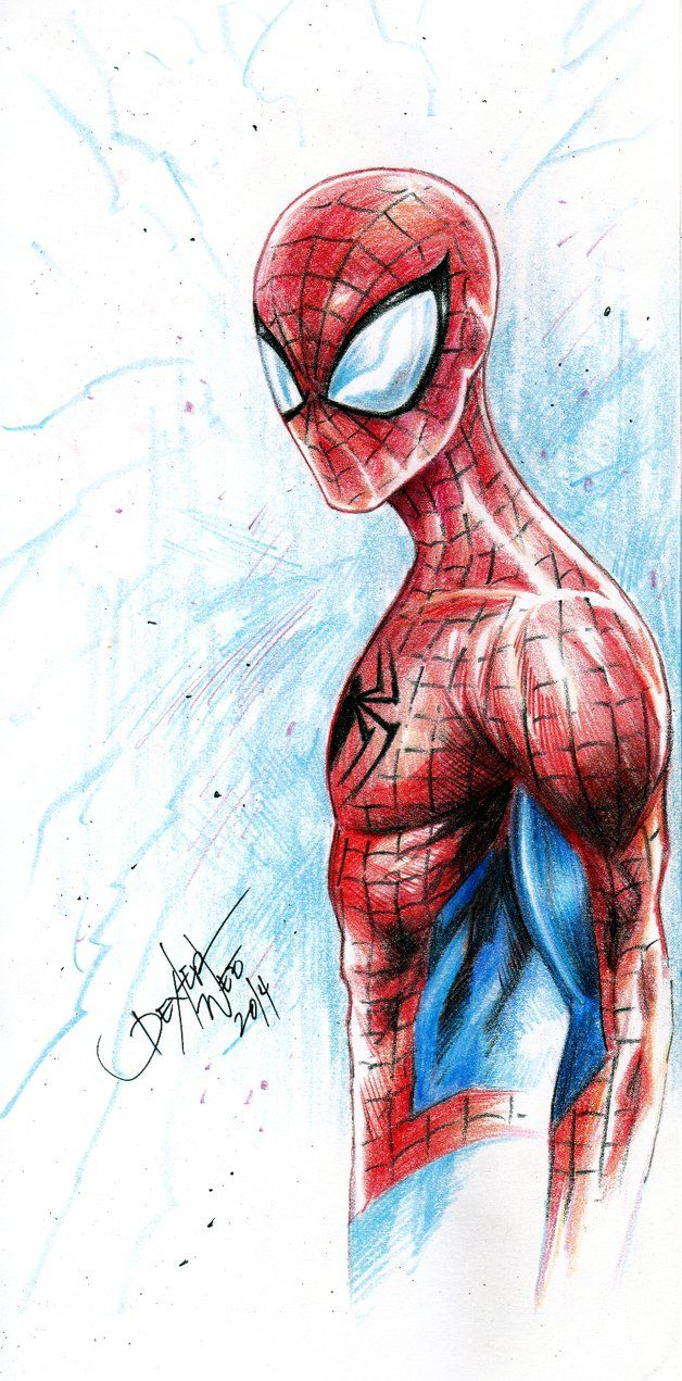 90 Best Images About Spiderman Artwork On Pinterest The
