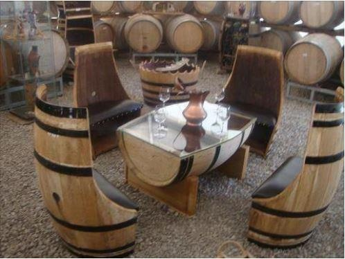 17 Best Images About Wine Barrel Creations On Pinterest Vineyard