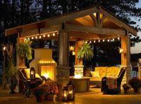 Pergola-Lighting-Kits | outdoor living | Pinterest ...