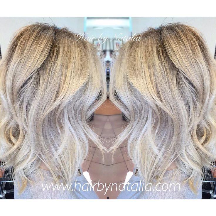 17 Best Ideas About Reverse Balayage On Pinterest Blonde