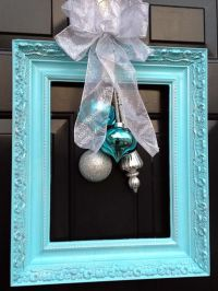 1000+ ideas about Picture Frame Wreath on Pinterest ...