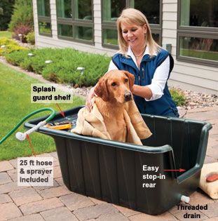 17 Best Ideas About Dog Bath Tub On Pinterest Dog Wash