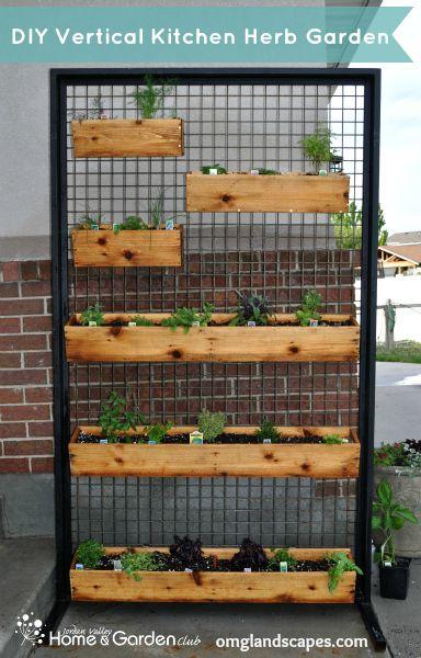 25 Best Ideas About Patio Herb Gardens On Pinterest Box Garden