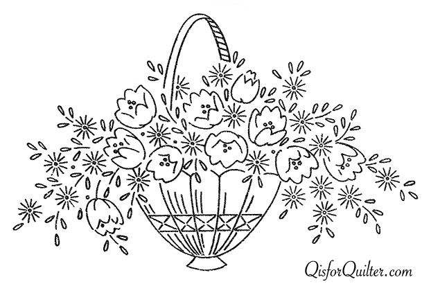 1000+ ideas about Vintage Embroidery on Pinterest