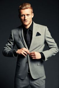 25+ best ideas about Grey Suit Black Shirt on Pinterest