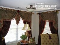 25+ best ideas about Burgundy curtains on Pinterest | Grey ...
