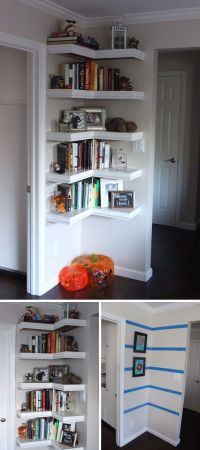 25+ Best Ideas about Wall Shelving on Pinterest