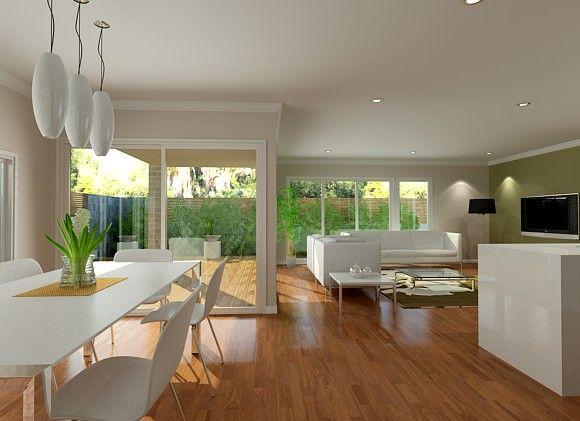 Sekisui House Australia Designs Akari 345 Open Plan Living 101