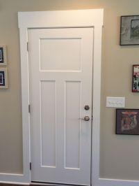Craftsman | Craftsman Interior Door | Pinterest | Door ...