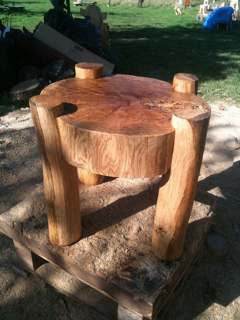 588 best images about Log Furniture on Pinterest  Log