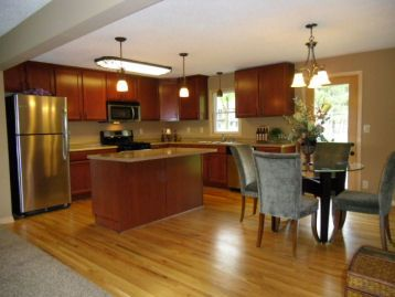 Split Entry Kitchen Remodel Remodeling Planbooks