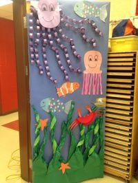 Classroom Door Decoration Ideas For Summer ...