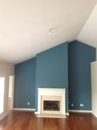 Best 25+ Teal accent walls ideas on Pinterest   Teal ...