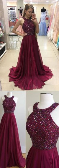 25+ best Maroon Prom Dress ideas on Pinterest | Gown, Ball ...