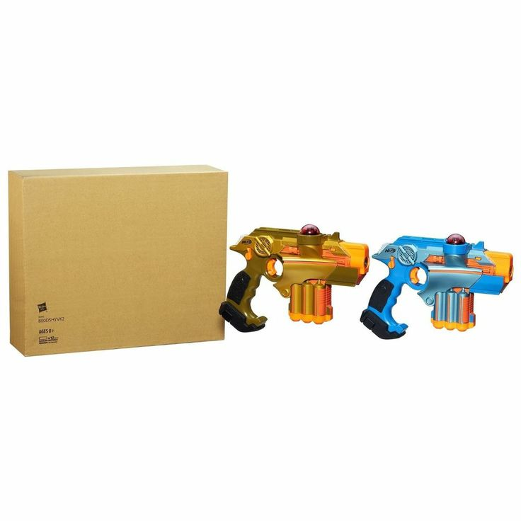 Nerf lazertag lazer laser tag system game systems