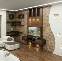 25+ Best Ideas about Tv Wall Unit Designs on Pinterest