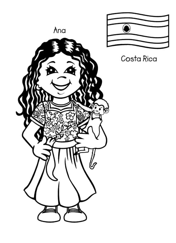 17 Best images about Girl Scouts~ Thinking Day ~ Costa