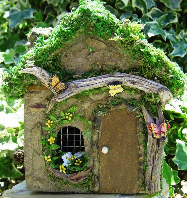 17 Best Ideas About Fairy Garden Houses On Pinterest Diy Fairy