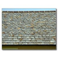 Vintage Slate Roof Tiles with clay tile ridge | Exterior ...