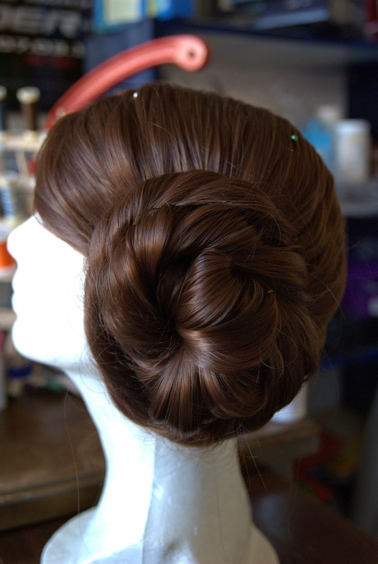The 25 Best Princess Leia Buns Ideas On Pinterest