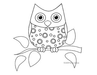 69 best images about Owl Coloring Pages on Pinterest