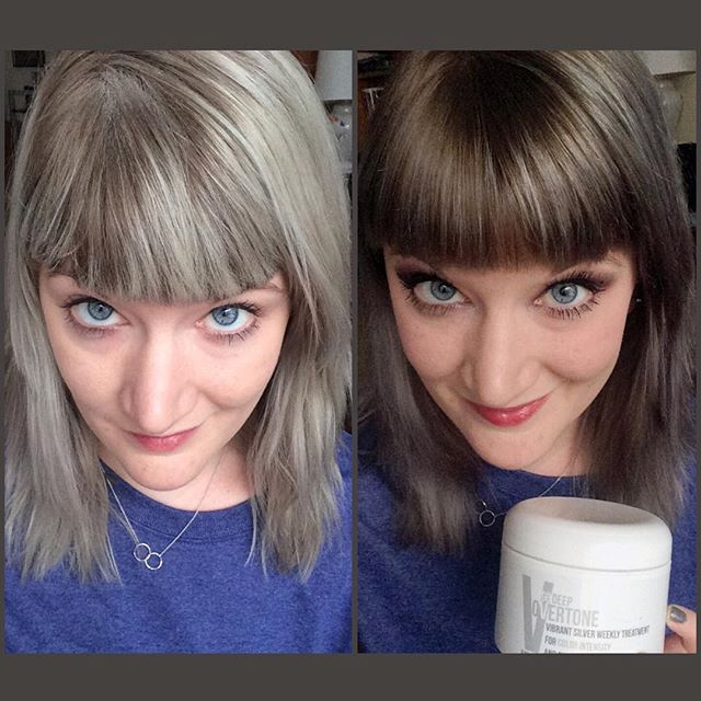 Fantastic Before And After Using Overtone To Re Gray