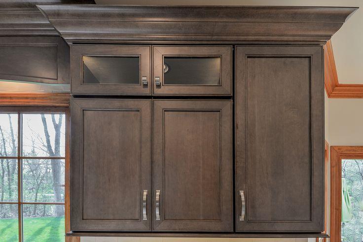 wellborn kitchen cabinets cheap backsplash for cabinet, inc. premier series sonoma door style on ...