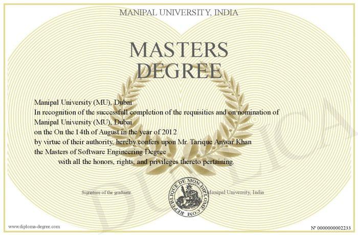 Masters Degree  Masters Degree I Want 2 Masters Degrees