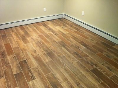 dark kitchen floors free standing cabinets natural timber cinnamon glazed porcelain floor tile. i ...