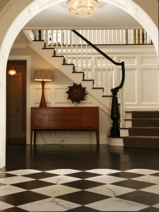 130 Best Images About Colonial Houses Interiors Xterior On