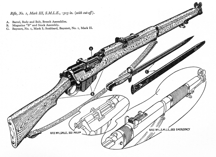 1000+ images about Rifle and Gun Skematics on Pinterest