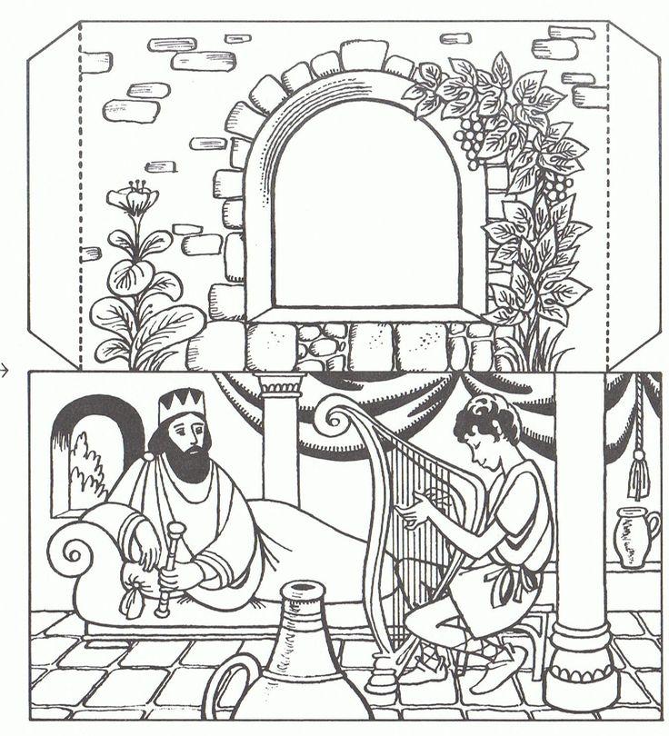 619 best Sunday School crafts old testament images on