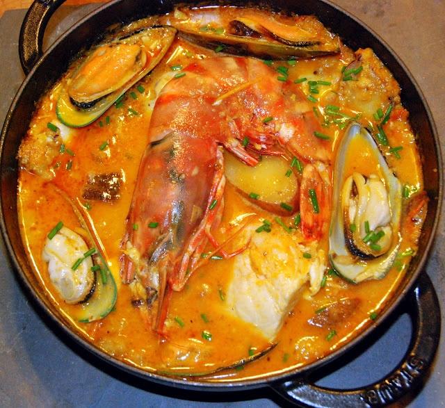 Suquet de Peix Cuina CATALANA Pinterest