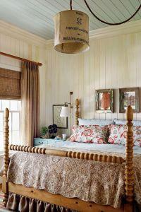 Casual Coastal Bedroom - Restful Master Bedrooms | Coastal ...