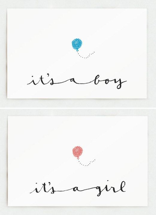 17 Best ideas about Baby Announcement Cards on Pinterest