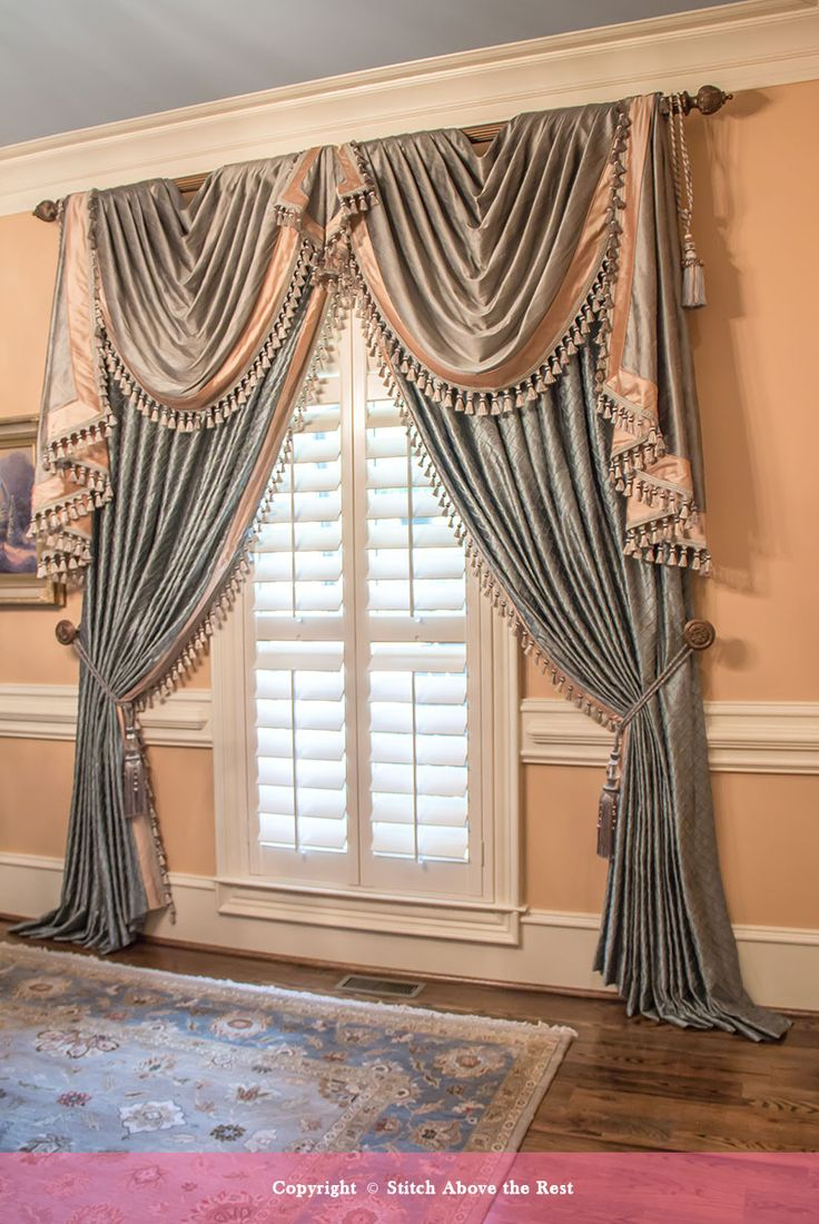17 Best images about Home Decor Window Treatment Bed